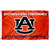 Auburn University 2013 SEC Football Champs Flag Large 3x5