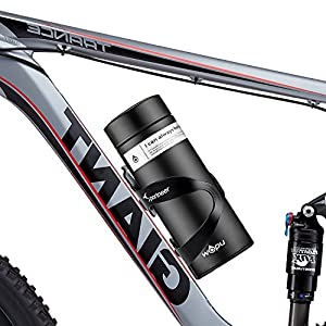 Sportneer Bike Bicycle Lightweight Aluminum Water Bottle Cage