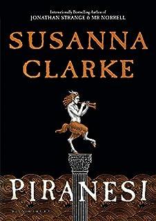Book Cover: Piranesi