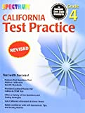 Spectrum State Specific: California Test Practice, Grade 4