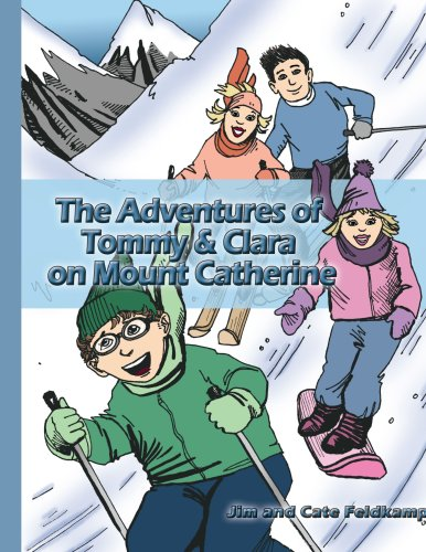 ADVENTURES OF TOMMY & CLARA ON MOUNT CATHERINE, THE