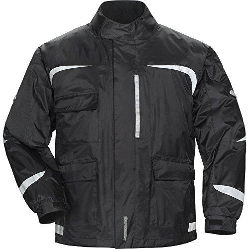 - Tour Master Sentinel 2.0 Men's Textile Street Motorcycle Jacket - Black/Black 2X-Large