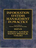 img - for Information Systems Management In Practice: Custom Edition for University of Maryland University College-IMAT 670 book / textbook / text book
