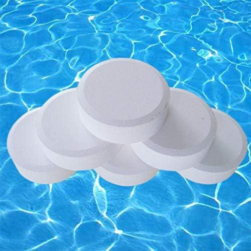 50 tabletas de cloro para piscina, pastillas de limpieza de spa ...
