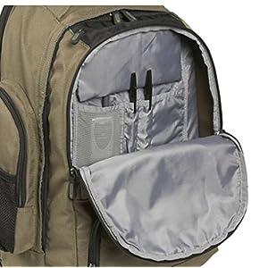 Samsonite Large Wheeled Laptop Backpack in Black