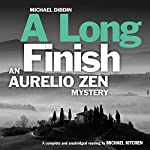 A Long Finish: An Aurelio Zen Mystery | Michael Dibdin