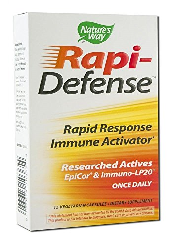 Nature's Way Rapi-Defense Rapid Response Immune Activator, V