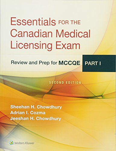 Essentials for the Canadian Medical Licensing Exam-Review and Prep