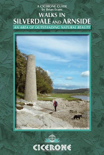 Walks in the Silverdale/Arnside Area of Outstanding Natural Beauty by Brian Evans - Stores Silverdale