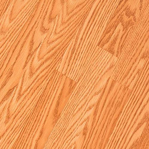 (Quick-Step NatureTEK QS700 Red Oak Natural SFU019 Laminate Flooring SAMPLE)