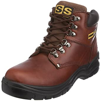 Sterling Steel Unisex-Adult SS807SM Safety Boots