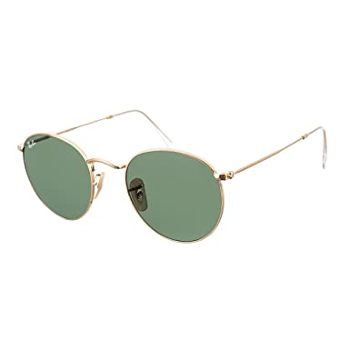 round metal optics ray ban prezzo