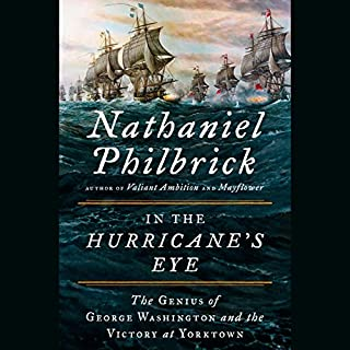 Book Cover: In the Hurricane's Eye: The Genius of George Washington and the Victory at Yorktown