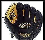 Players Series Rawlings Baseball 10'' Tee Ball Fielders Glove PL609C