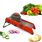 Ultimate Mandoline Slicer | 4 Adjustable Slicing Thicknesses |...