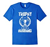 Best Husband And Fathers - Mens Trophy Husband Funny Father's Day Gift T-Shirt Review