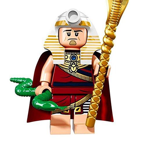 LEGO 71017 Minifigures Serie LEGO BATMAN MOVIE - KING TUT™ Mini Action Figure