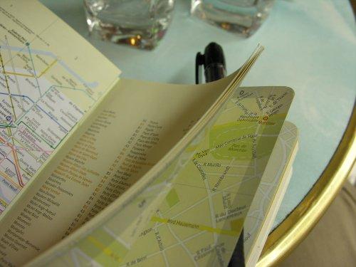 Moleskine City Notebook - Moscow, Pocket, Black, Hard Cover (3.5 x 5.5) by Moleskine (Image #5)