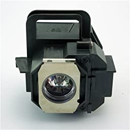 Powerlite Home Cinema 8350 Epson Projector Lamp Replacement. Projector Lamp Assembly with High Quality 200 Watt UHE Osram Projector Bulb Inside