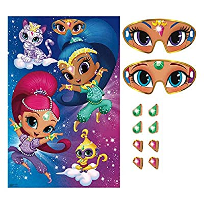 Party Game | Shimmer & Shine Collection | Party Accessory: Toys & Games