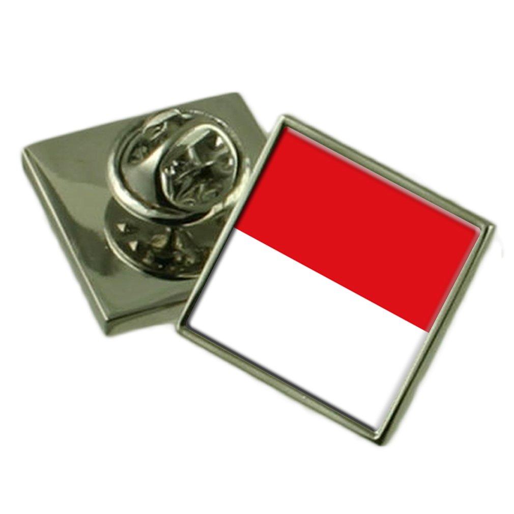 インドネシアラペルピンバッジを刻まれた個人化されたボックス   B01MTAY52X