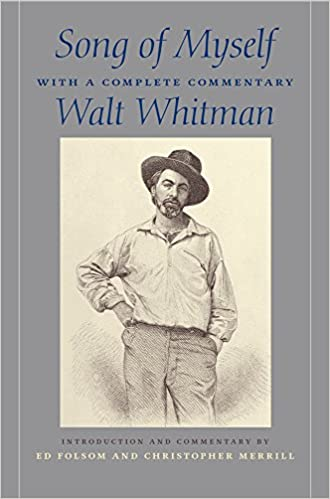 walt whitman song of myself interpretation