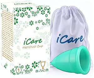 ThinkMax Silica Gel Copa Menstrual Ruby Cup femenina tazas de ...