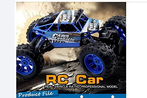 CANYON RACER, 4 X 4, MONSTER TRUCK, 2.4 GHZ, 1:14 SCALE, REMOTE CONTROL TRUCK, RC TRUCK (Monster Truck Jumping Cars)