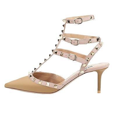 c987209ed63 June in Love Women s Heeled Shoes