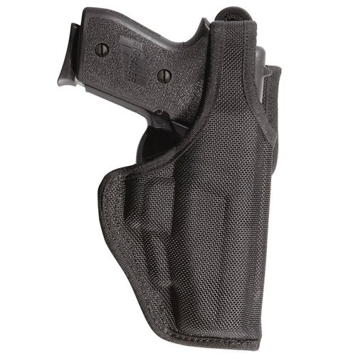 - Bianchi Accumold Black Holster 7120 Defender Size - 13B Glock 20/21 with Rails (Right Hand)