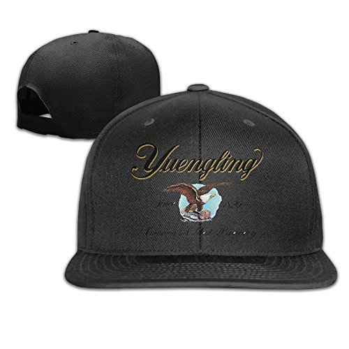 Yuengling And Sons Brewing Beer Six-panel Cap Black