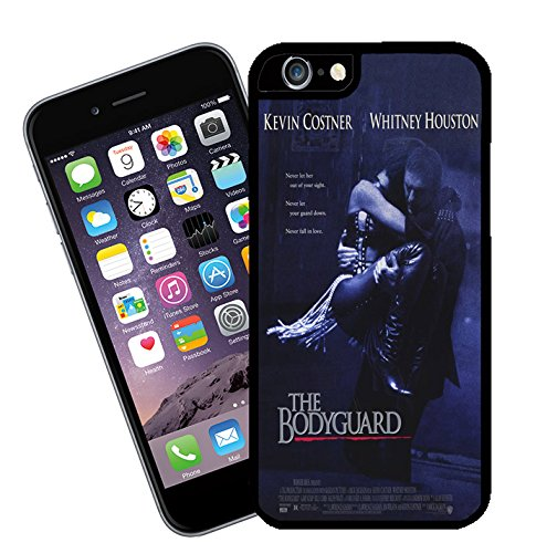 The Bodyguard, movie phone case - This cover will fit Apple model iPhone 6s (not 6 plus) - By Eclipse Gift Ideas
