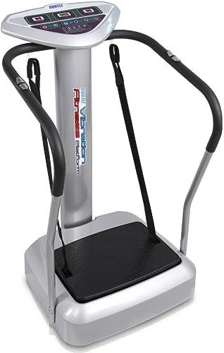 Hurtle Vibration Platform Upgraded Full Body Fitness Machine Exercise