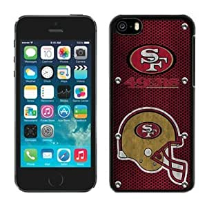 NFL San Francisco 4 ers iphone 5C Casecell phone cases&Gift Holiday&Christmas Gifts NFIU8716146 by heywan