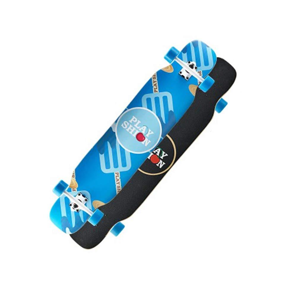 【在庫処分】 ZX 初心者 ロングボード 新しい 専門家 ダンス ダンスボード 初心者 女の子 ロングボード ロングボード Ice アダルト ブラシストリート スケートボード 男の子 (色 : Ice cream) B07H2DRNM2 Ice cream, ジーナスタイル:cbb3c3c3 --- a0267596.xsph.ru