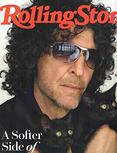 Rolling Stone Magazine (June, 2019) A Softer Side of Howard Stern