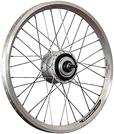 Taylor-Wheels 20 Pulgadas Rueda Trasera Bici Shimano Nexus Inter-8 ...