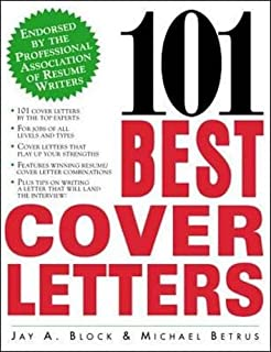 101 best cover letters career exclude vgm - Professional Association Of Resume Writers