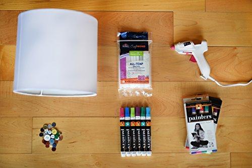 Elmer's Craft Bond Less Mess All-Temp Mini Glue Sticks, 4