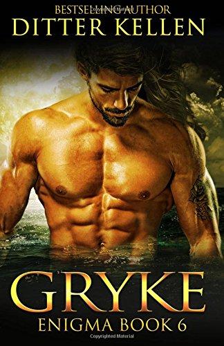 Gryke: A Scifi Alien Romance (Enigma Series) (Volume 6) ebook