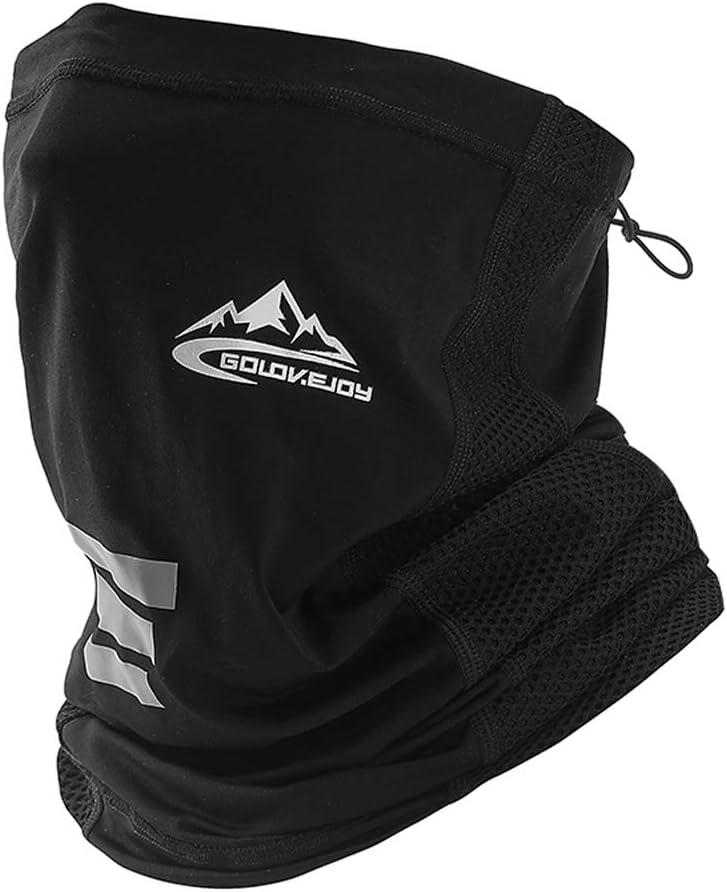 con filtro para oreja antipolvo protecci/ón UV Bandanas para hombre y mujer para deportes para la cabeza