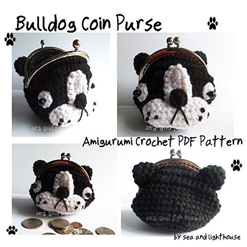 crochet bulldog - 6