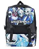 Gumstyle Undertale Anime Cosplay Backpack Shoulder Bag Rucksack Schoolbag Knapsack for Boys and Girls