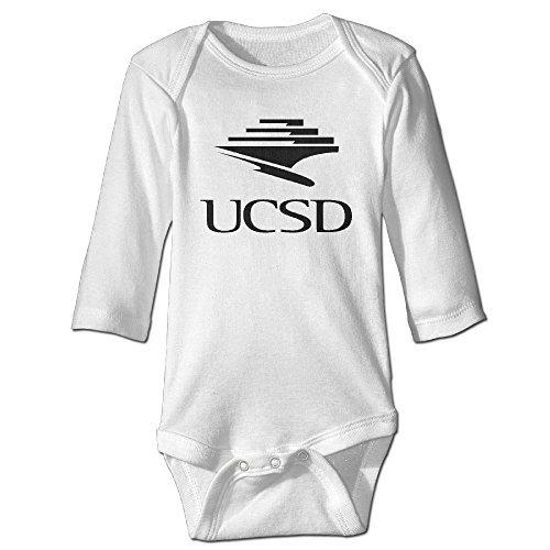 Ucsd Logo Clothing Sets Baby Boy And Girl (Chadwicks Black Shirt)