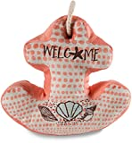 Pavilion Gift Company Welcome Decorative Door Stopper
