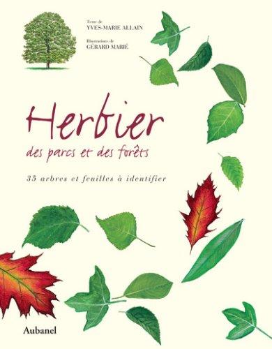 Amazon.fr - Herbier des parcs et des forêts : 35 arbres et feuilles ...