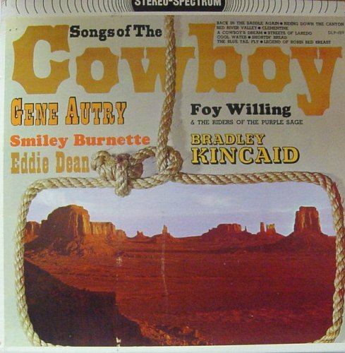 Songs of the Cowboy - Sage Canyon