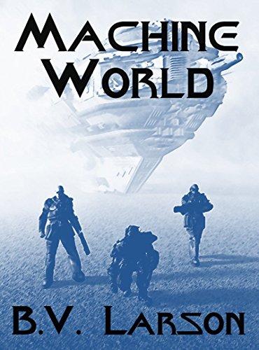 Machine World book cover