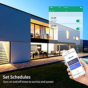 HHGAOKO Wifi Smart Wall Light Switch,Tempered Glass Panel Touch Light Switch 2 Gang 1 Way Switch,Suitable for 1 Gang Wall Box, Timer Function,Wireless Lighting Control (2 Gang Light Switch White)