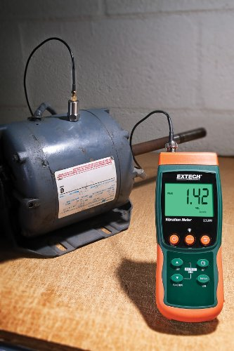 Extech SDL800 Vibration Meter and Datalogger